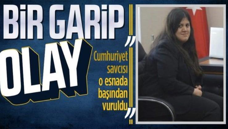 Kadın Cumhuriyet savcısı başından vuruldu! Doğum günü kutlamasında şok