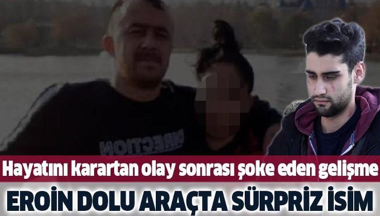SON DAKİKA: Kadir Şeker'in kurtardığı kadın eroin dolu araçta yakalandı!