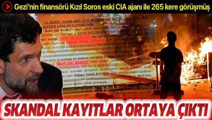 CIA eski ajanı Henri Jak Barkey Gezi'nin finansörü Osman Kavala'yla 265 adet görüşme yapmış!