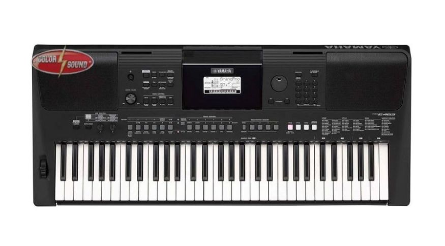 Yamaha PSR E463 - синтезатор или аранжировочная станция?