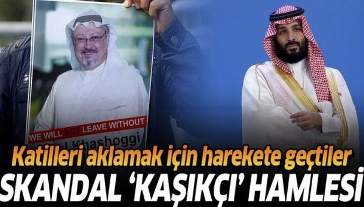 Suudi Arabistan'dan skandal 'Kaşıkçı' hamlesi!.
