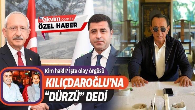 Alaattin Çakıcı'dan Kılıçdaroğlu'na yine sert sözler: O yalaka ağzınla Atatürk'ün manevi değerlerini kirletme
