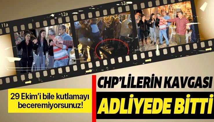 CHP'lilerin halay kavgası adliyede bitti! Vefa Ülgür: Asıl biz dayak yedik