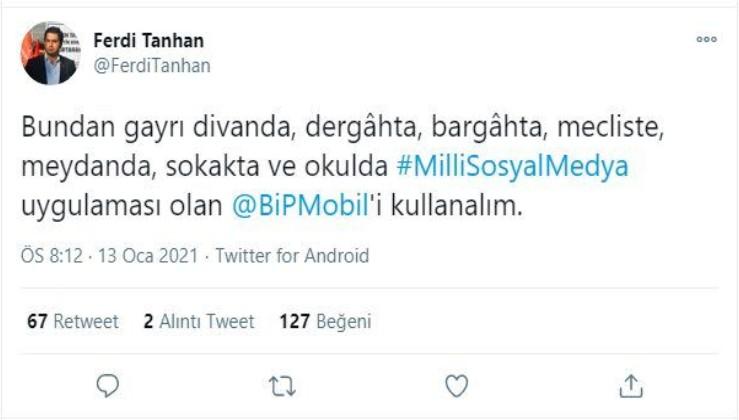 Karamanoğlu Ferdi bey!