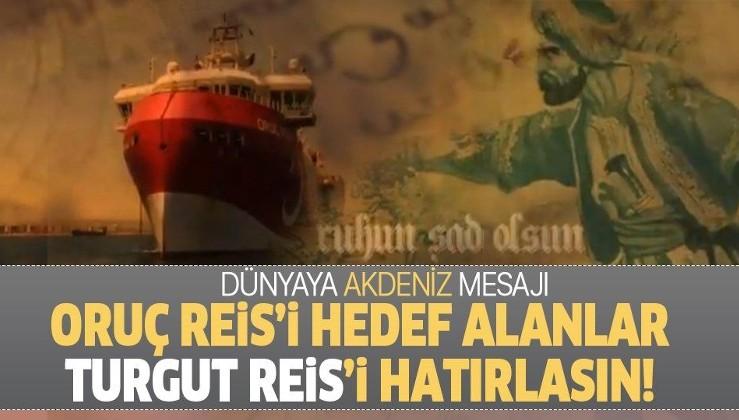 'Turgut Reis' paylaşımı