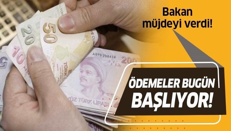 Üreticiye 1 milyar 469 milyon 303 bin lira destek! Ödemeler bugün saat 18:00'den sonra başlıyor!