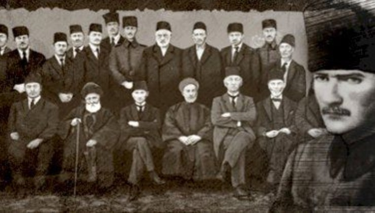Erzurum Kongresi'nin 101. yıl dönümü!