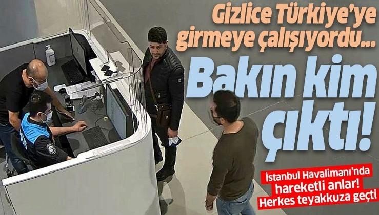 SON DAKİKA! İstanbul Havalimanı'nda hareketli anlar! PKK'lı terörist bakın nasıl yakalandı