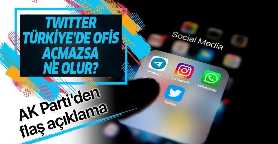 Twitter Türkiye'de ofis açmazsa ne olur?