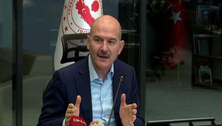 İçişleri Bakanı Süleyman Soylu'dan Hadi Özışık ve Süleyman Özışık hakkında suç duyurusu