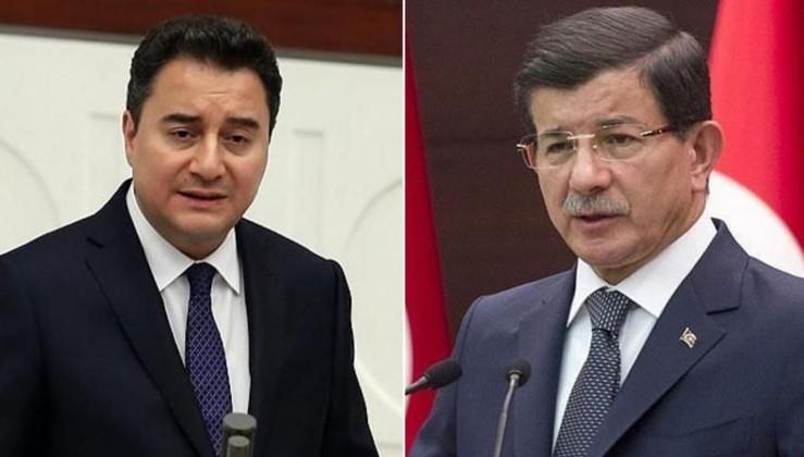 Kılıçdaroğlu'nun umudu Davutoğlu ve Babacan