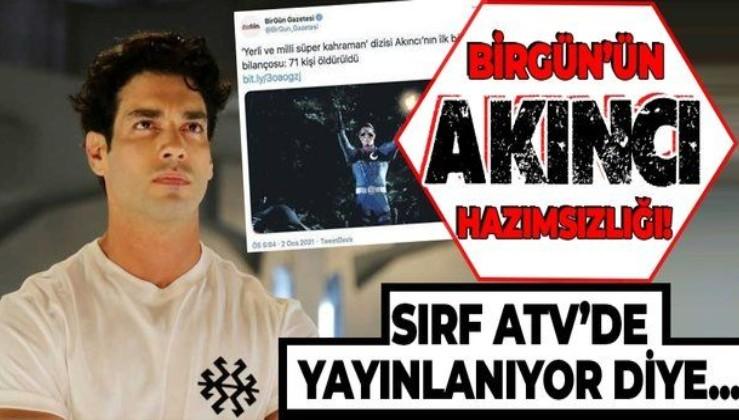 Biden yayını Birgün'ün Akıncı hazımsızlığı!  Türk diye karalamaya çalıştı...