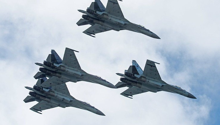 'Bir Su-35 beş F-35'e bedel'