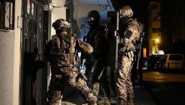 Diyarbakır'da terör örgütü PKK'ya operasyon! 7 tutuklama...