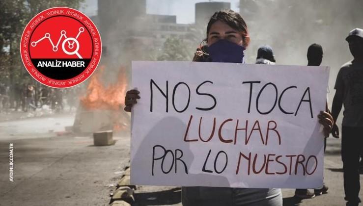 Pinochet, oligarşi, neoliberalizm: Şili'de halk neden ayaklandı?