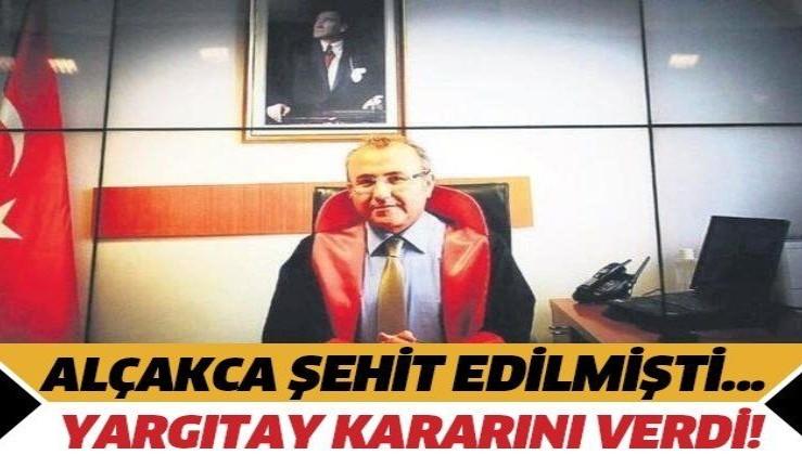 Şehit Savcı Mehmet Selim Kiraz davasında son dakika gelişmesi