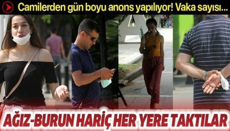 Adana'da koronavirüs vaka sayısında korkutan artış! Camilerden anons yapılıyor