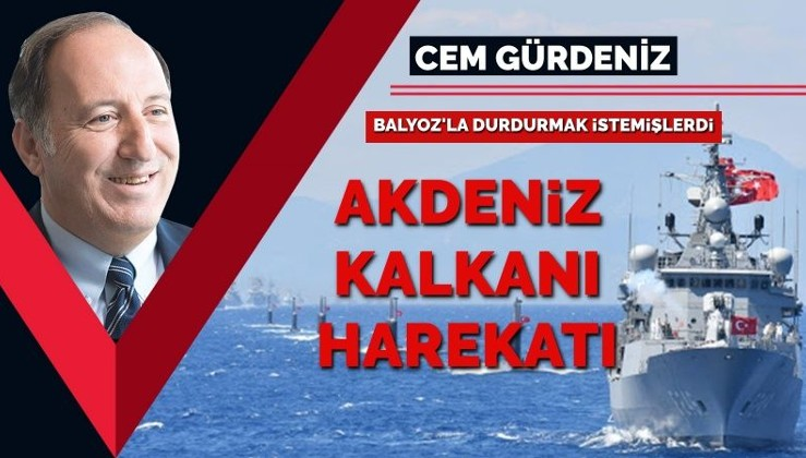 Akdeniz Kalkanı Harekâtı
