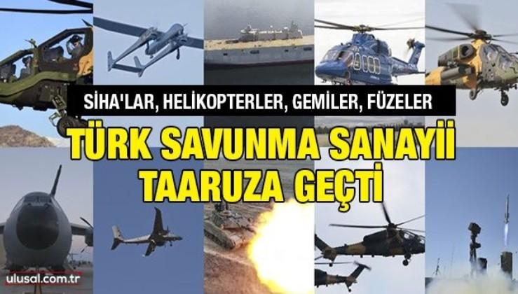 Cumhurbaşkanlığı Savunma Sanayii Başkanı İsmail Demir açıkladı: O projeler hayata geçiyor