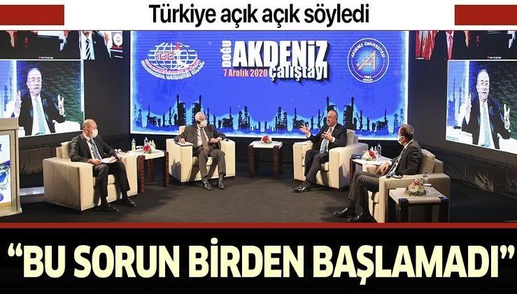 """Dışişleri Bakanı Mevlüt Çavuşoğlu: """"Ermenistan'ın topraklarında gözümüz yok"""""""