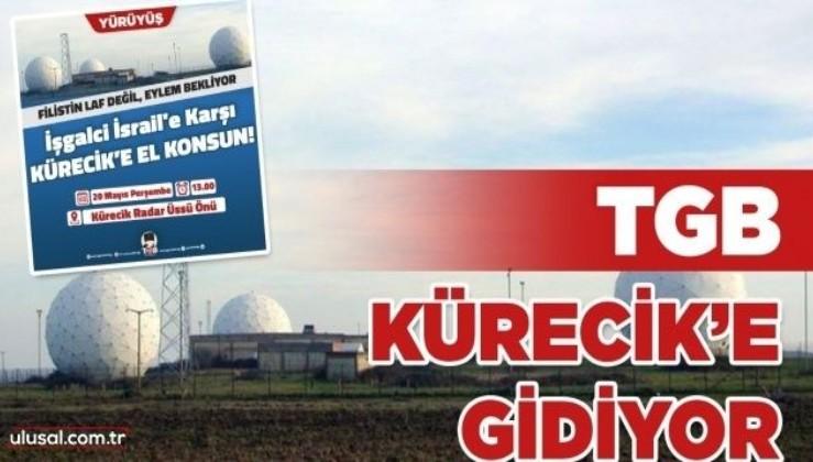 Türkiye Gençlik Birliği Kürecik'e gidiyor