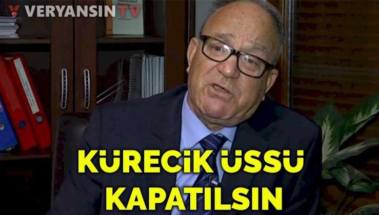 Ankara'ya çağrı: Kürecik'i kapatmalıyız