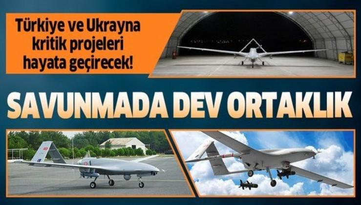 Savunmada dev ortaklık! İki ülke kritik projeleri hayata geçirecek