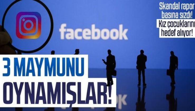 Facebook'un şok raporu basına sızdı! Resmen göz yummuşlar!