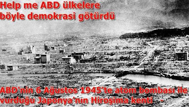 Hiroşima'ya atom bombası atılmasının yıl dönümü: 76 yıl önce neler yaşandı?