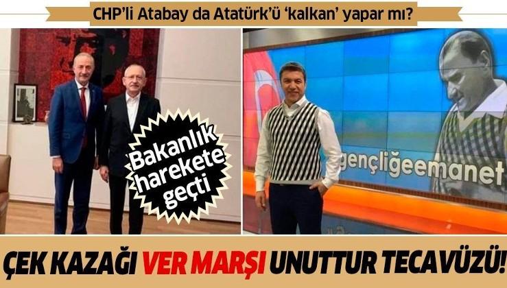 CHP'li Didim Belediye Başkanı Ahmet Deniz Atabay'a 'tecavüz' soruşturması