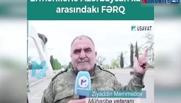 Ekran karşısında esip gürleyen Ermeni'nin topukladığı anlar!