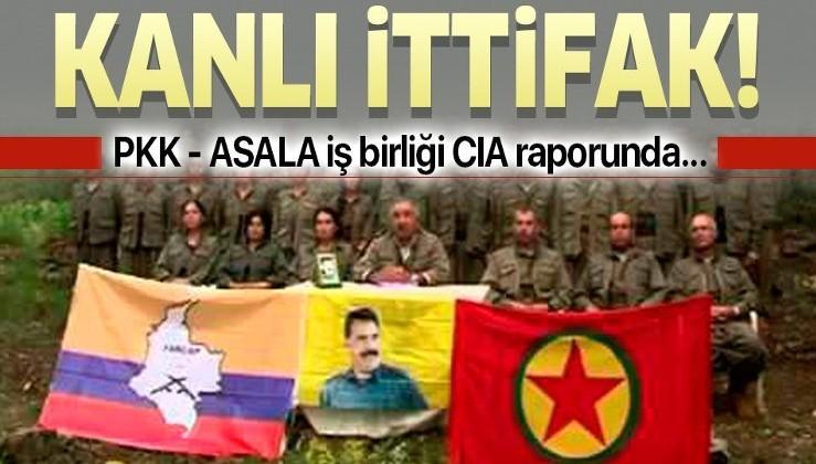 Kanlı ittifak! PKK - ASALA bağlantısı CIA raporunda