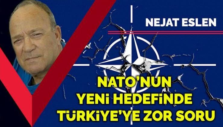 'NATO, dünya düzenini Çin'e karşı savunacak'