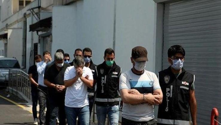 Son dakika: Adana merkezli FETÖ/PDY operasyonunda yakalanan 17 zanlıdan 3'ü tutuklandı