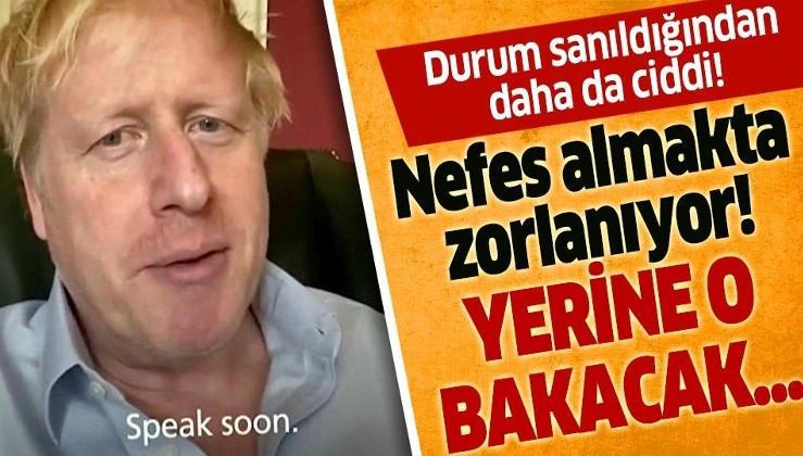 Son dakika: Hastaneye kaldırılan İngiltere Başbakanı Boris Johnson'dan haber var!.