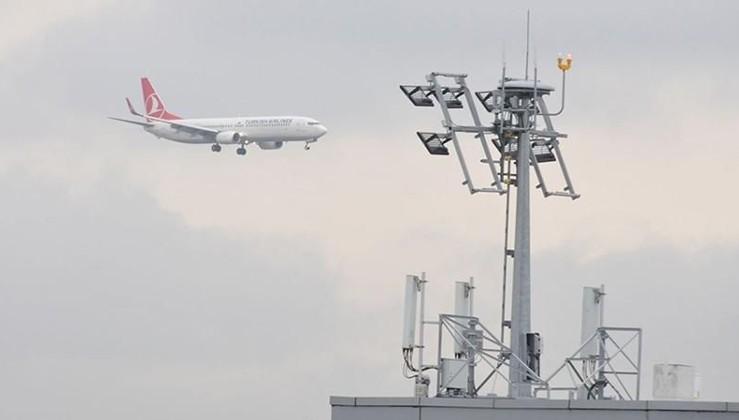 Uçakların neden inemediği belli oldu
