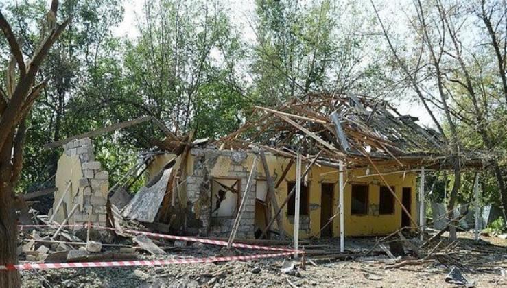 Ermenistan savaş ve insanlık suçu işlemeye devam ediyor!