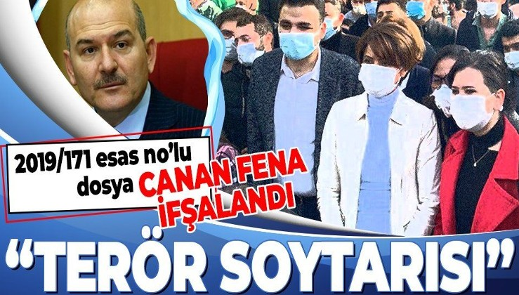 Süleyman Soylu: Canan Kaftancıoğlu terör örgütlerinin soytarısıdır