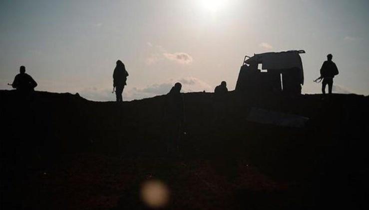 Bab'da terör örgütü YPG/PKK'nın sızma girişimi engellendi!