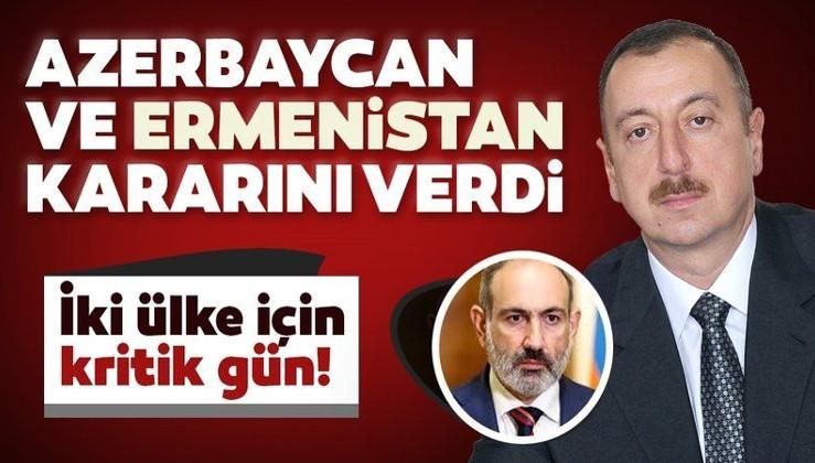 Azerbaycan ve Ermenistan Putin'in davetine olumlu yanıt verdi