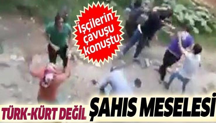 HDPKK trollerinin fitnesi: İşçilerin çavuşu konuştu: Türk-Kürt meselesi değil, şahıs meselesi
