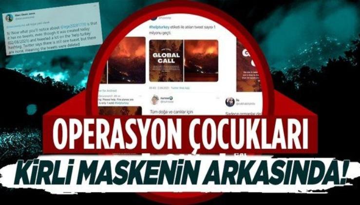 Operasyon çocukları 'Global Call Help Turkey' maskesinin ardından manipülasyon peşinde! İşte o bot hesaplar