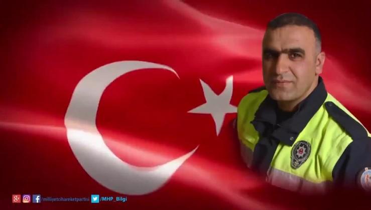 Türk milleti sana minnettar Kahraman Fethi Sekin