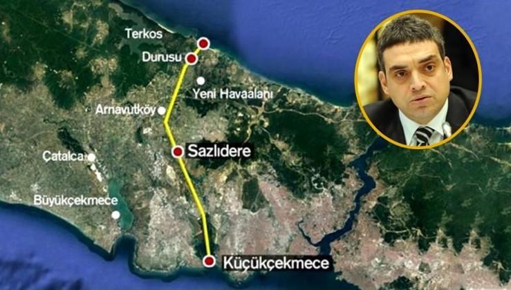 Umut Oran: 'Proje 75 milyarla sınırlı kalmayacak'