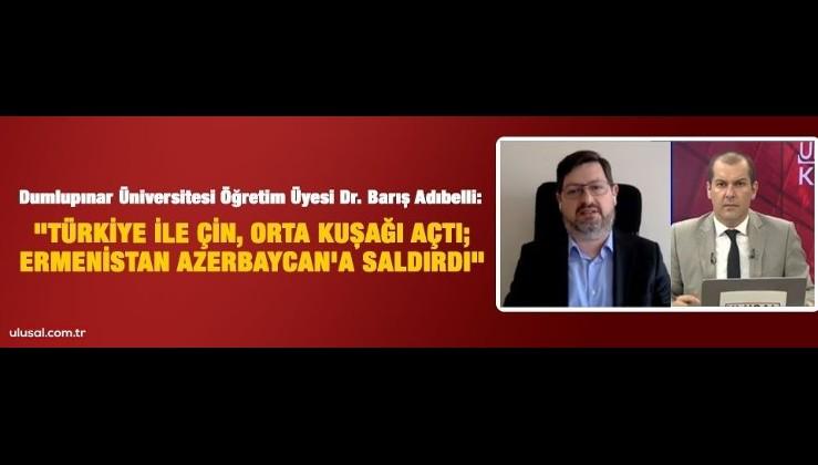 """ABD, Çin'e savaş ilan etti, Türkiye """"Yeniden Asya Açılımı""""nı ilan etti."""