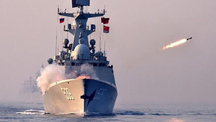 Deniz Güvenlik Kuşağı tatbikatı Pentagon'u tedirgin etti