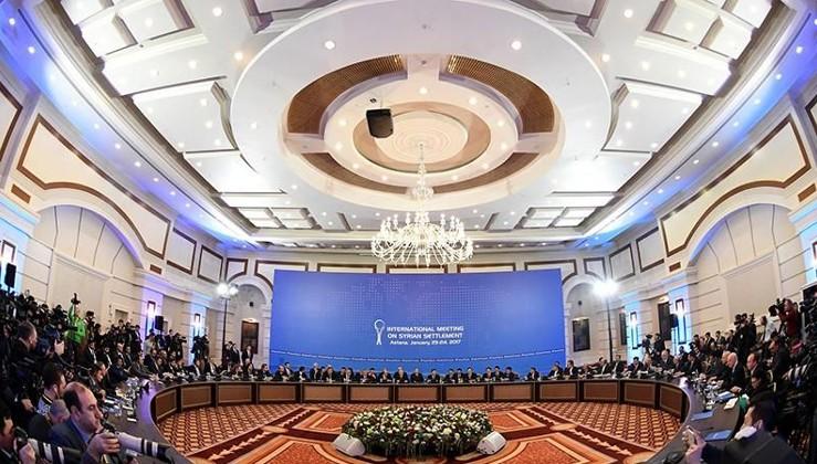 Nur Sultan'da Suriye zirvesi
