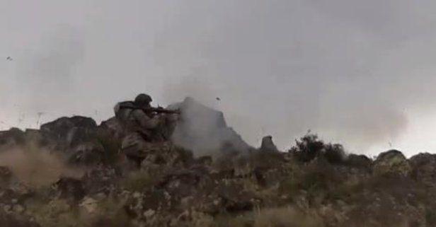 Terör örgütü PKK'ya darbe: 4 terörist etkisiz hale getirildi