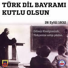 """""""Türk demek, Türkçe demektir. ... 'Türk milletindenim' diyen kişi"""