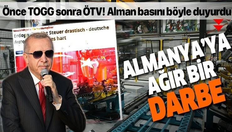 Türkiye'nin yeni ÖTV hamlesi Almanya'da endişeye yol açtı: Otomobil üreticileri ağır darbe aldı